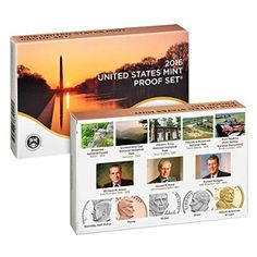 2016 S US Mint Proof Set (16RG) OGP, 2016 Amazon Top Rated Coin Sets  #Collectibles