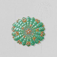 Look, but don't touch. #cactusdecartier #cartier #cactus #bijoux #bague #ring #diamond #jewelry