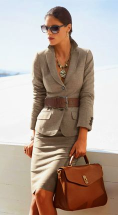 Madeleine Suit in Natural Malange
