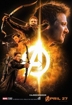 Hawkeye #InfinityWar