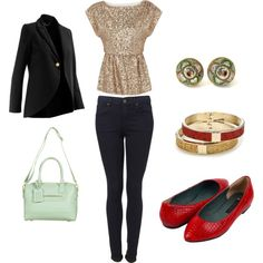 Everyday, created by kbabuik.polyvore.com