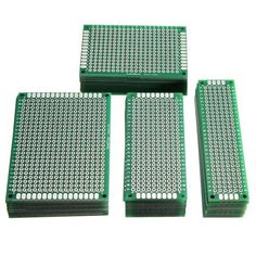40Pcs FR-4 Double Side Prototype PCB Printed Circuit Board Sale - Banggood.com