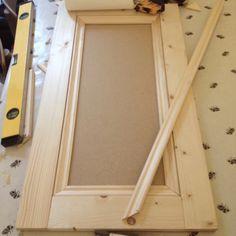 Alcove Door Construction 1