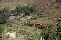 Fazenda desapropriada