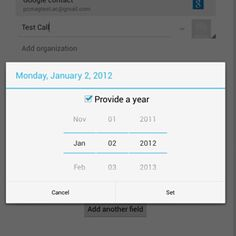 December Returns to Android People App With 4.2.1 Update