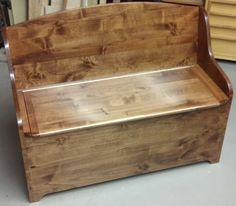 Toy Chest - Woodworking Project Picture Photo Gallery with Furniture, Cabinetry, Musical Instruments, and More
