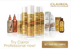 FREE Clairol Professional Repair Shampoo Sample - Raining Hot Coupons