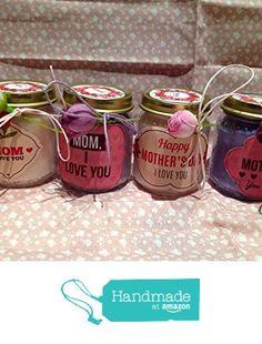 Festa della Mamma - 4 vasetti con candele di cera di soia e oli essenziali ai profumi floreali da GioCandles https://www.amazon.it/dp/B06XYK6Y47/ref=hnd_sw_r_pi_dp_geB9yb814GFDN #handmadeatamazon