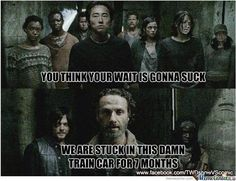 The Walking Dead>>lmao I've had this same thought like 10 times today