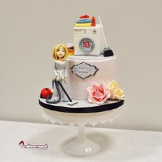 Housewife cake - Cake by Naike Lanza