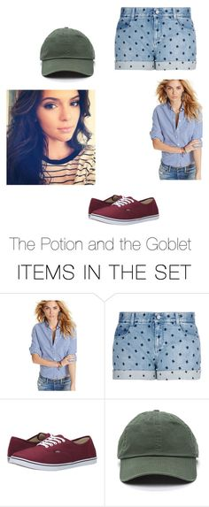 """Ashton- The Potion and the Goblet"" by nargles-r-4-real ❤ liked on Polyvore featuring art and AshtonWoodLives"