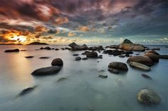 Landscape Photography by Singkawang, Indonesia based photographer Bobby Bong.