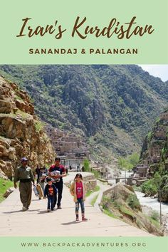 My experiences in Iran's Kurdistan and a visit to the towns of Sanandaj, Kamyaran and Palangan, including information about how to get there.