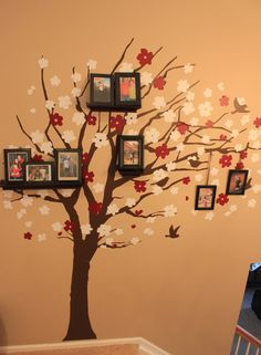 Organizing Photos Pt 4--Gallery walls and photo displays.  Achieving Creative Order