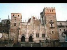 Monasterio De Guadalupe - YouTube Cáceres...Extremadura.  ESPAÑA