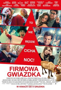 High resolution official theatrical movie poster ( of for Office Christmas Party Image dimensions: 2500 x Starring Jennifer Aniston, Jason Bateman, T. Office Christmas Party Movie, Movie Subtitles, English Play, Information Poster, Party Service, Christmas Mom, Original Movie Posters, Tv Series Online, Super Party
