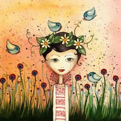 On a visit to Budapest, Hungary, I came across stationery with beautiful images created by Hungarian illustrator Róth Anikó. I love, love, this ladies art work. Girly Things, Girly Stuff, Everyday Objects, Textile Design, Beautiful Images, Ankara, Stationery, Artsy, Colours