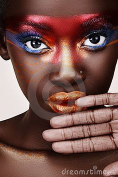 African Tribal Women Face Paint | Powered by Tumblr . Minimal Theme designed by Artur Kim .
