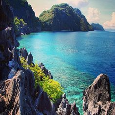 Number one on our best islands list: #Palawan, #Philippines. Photo courtesy of no_foreign_lands on Instagram.