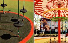 'energy carousel' by spanish architecture studio ecosistema urbano
