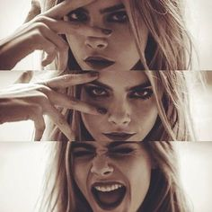 Cara Delevingne this girllllll  perfect eyes gorgeous beautiful model love