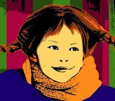Love Pippi Långstrump :)