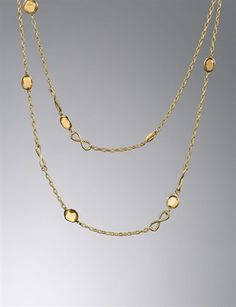 confetti necklace :)