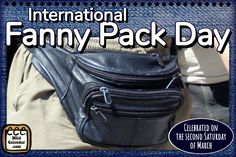 Visit the post for more. Pink Day, Fanny Pack, Two By Two, Calendar, Packing, Celebrities, Bags, Hip Bag, Bag Packaging