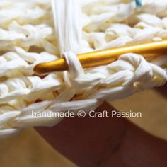 Crochet Straw Beach Bag Tutorial And Pattern : Ten Crochet Baskets with Free Patterns Crochet Baskets ...