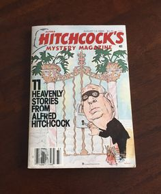 Hitchcock's Mystery Magazine Hitchcock Magazine by TheHollowRound