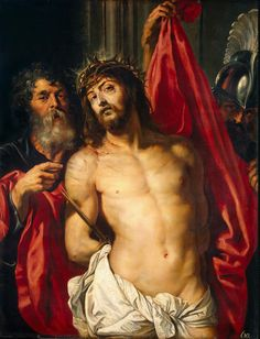 ECCE HOMO - BEHOLD THE MAN - WILL THIS SON OF MAN GRANT BLESSINGS OF LIBERTY TO…