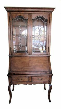 Guy Chaddock Melrose Collection French Country Secretary Desk