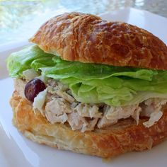 Chicken Salad Sandwiches — The Girl Who Ate Everything