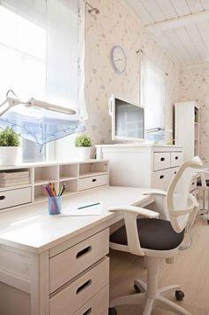 Dormitorio juvenil para dos - Techo