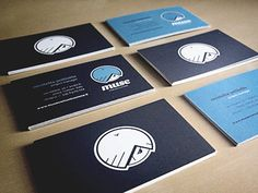 Muse Business Cards