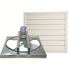 Attic Ceiling Fan Shutter  sc 1 st  Pinterest & Battic Door Energy Conservation Products 1000 CFM R-50 Insulated ...