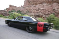 Plymouth Roadrunner (count it)