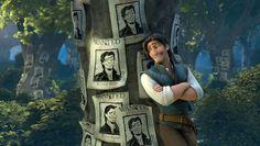 Flynn Rider - my favorite prince charming