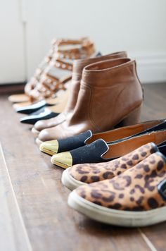 5 pairs of shoes every woman should have in her closet