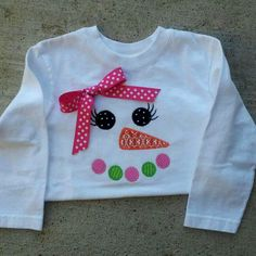 Super cute for Emerie Christmas Clothes, Sewing For Kids, Bibs, Super Cute, Holidays, Fashion, Christmas Things, Papa Noel, Ash