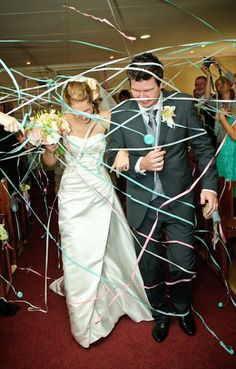 Tangled with streamers Streamers, Tangled, Perfect Wedding, Formal Dresses, Photography, Fashion, Dresses For Formal, Moda, Photograph