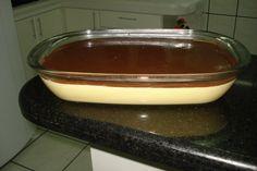 Aprenda a preparar a receita de Mousse de maracujá com cobertura de chocolate