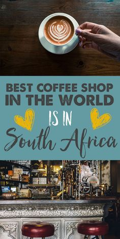 Best Coffee in the World is in South Africa is part of Best Coffee Shops In South Africa South Africa Travel - If you're a coffee lover, make plans to visit the best coffee shop in the world Truth Coffee, a steampunkthemed cafe in Cape Town, South Africa! Best Coffee Shop, Coffee Shops, Coffee Coffee, Coffee Town, Coffee Lovers, Coffee Travel, Coffee Tables, Coffee Maker, Chobe National Park