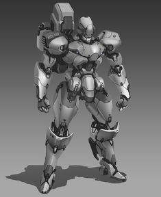 Robot Concept Art, Armor Concept, Armadura Sci Fi, Robot Animal, Futuristic Robot, Mecha Suit, Android Art, Sci Fi Armor, Robot Design