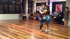 Anderson Mendes e Brenda Carvalho - 03/03- Milonga El Abrazo - 23/03/14