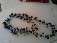 sale Custom 52 in charm necklace by Trinketastic on Etsy, $70.00