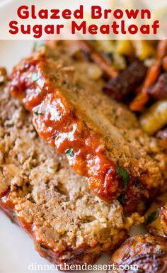... op Pinterest - Gehaktbrood Recepten, Bruine Suiker en Meat Loaf