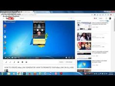 HOW TO PUTS ADD AND VIDEO TO YOUR FACEBOOK FAN PAGE-HOW TO MAKE MONEY BY...