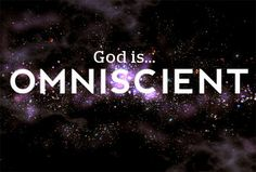 Only God is Omnipresent, Omnipotent, and Omniscient- All Power Belongs to Him-