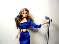 @Lady T Thalia as a doll!